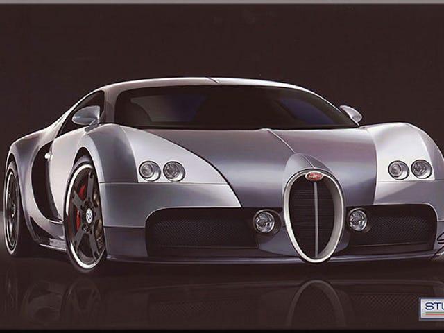 Stola Veyron dla Prince Saudi - 2008
