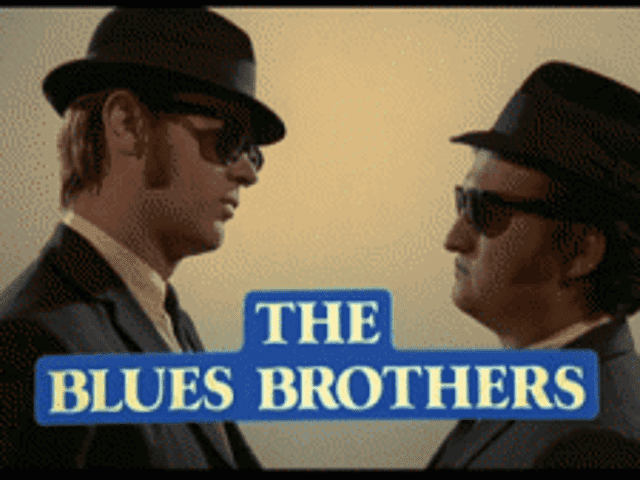 ブルース・ブラザーズ(1980)