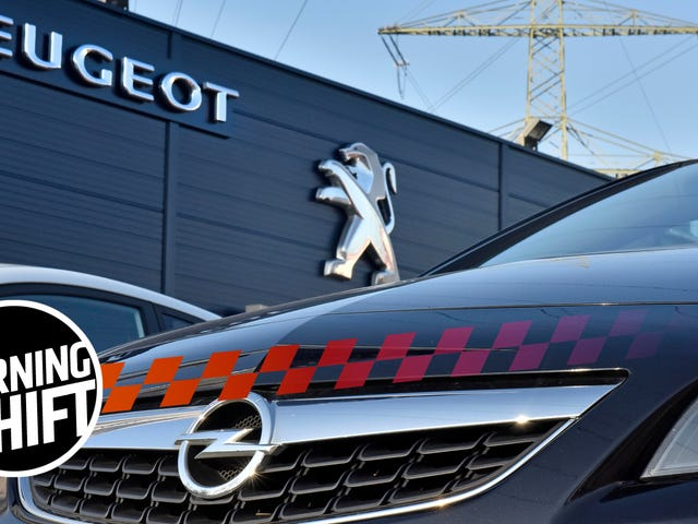 Dumbest Auto Industry Merger Somehow Making Profit