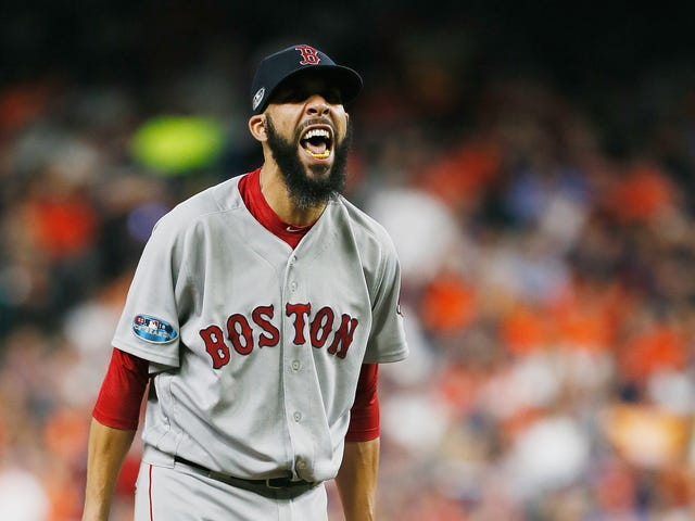 """David Price Tells Alex Bregman To """"Post That"""" After Getting Blown Away By Nathan Eovaldi"""