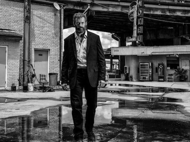 <i>Logan</i> लगभग एक बड़े ओल्ड मैन लोगान दृश्य के प्रत्यक्ष रूपांतर के साथ खोले गए