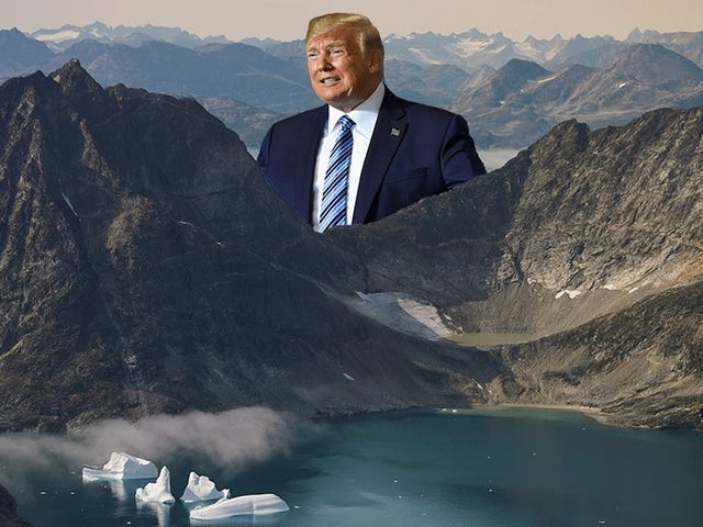 Here's a Bunch of Stuff the U.S. Would Get If Donald Trump Bought Greenland