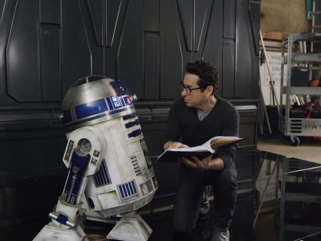 J.J. Abrams Is Shopping a New Science Fiction TV Series