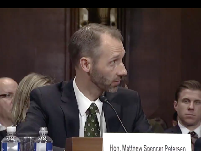 Trump Judicial Nominee Withdraws After Embarrassing Hearing