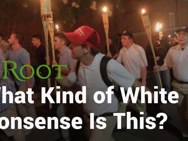 <i>Judge of Characters:</i> &quot;Alt-vänster&quot;, vitt folkmord och annat vitt nonsens som inte existerar