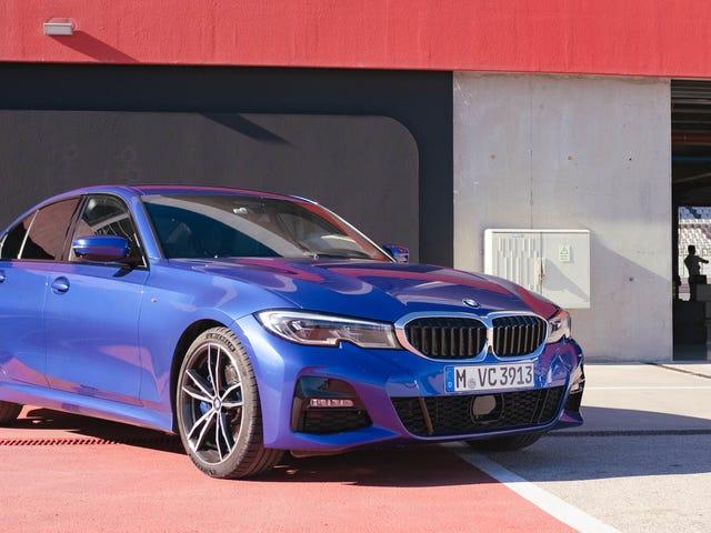 """El BMW M3 2020 obtendrá una opción de tracción trasera """"pura"""" de 454 HP con un manual: informe"""