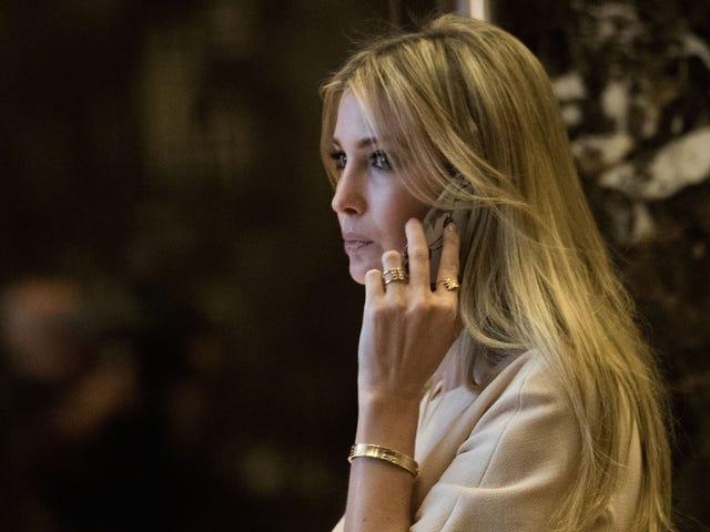 Ivanka Trump'ın Şirketi Maalesef Çirkin Bir Bilezik Satmak İçin 60 Minutes Görünümünü Kullandı
