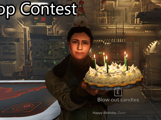 'Shop Contest: Happy Birthday!