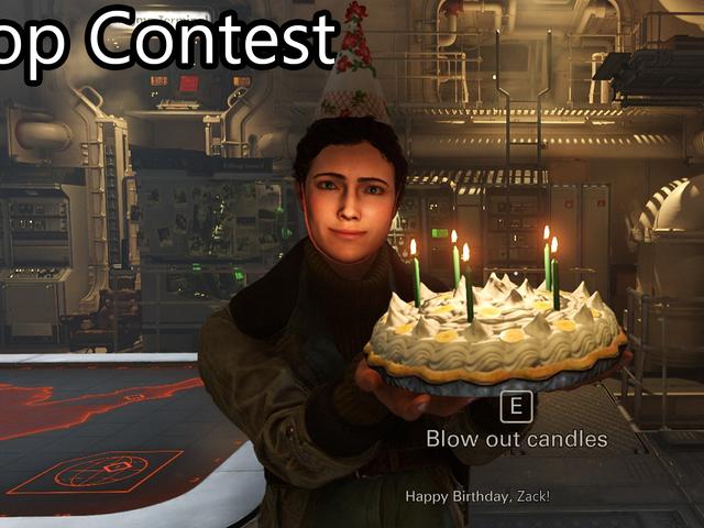 'Shop konkurrence: Tillykke med fødselsdagen!