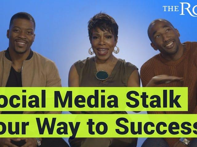 Cómo Stalking Sheryl Lee Ralph en los medios de comunicación social obtuvo estos hombres 2 Musicales
