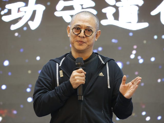 Jet Li turned down the Matrix sequels because he didn't want his moves to be taken by machines