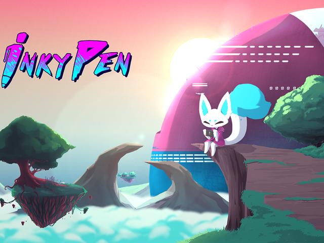 InkyPen, el Netflix de cómics exclusivo para Nintendo Switch, llega el 17 de diciembre