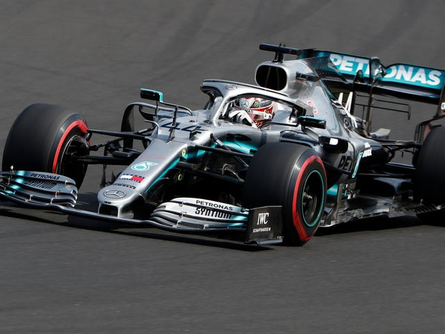 Hamilton Comes Back From 20-Second Deficit To Beat Verstappen In Hungarian Grand Prix