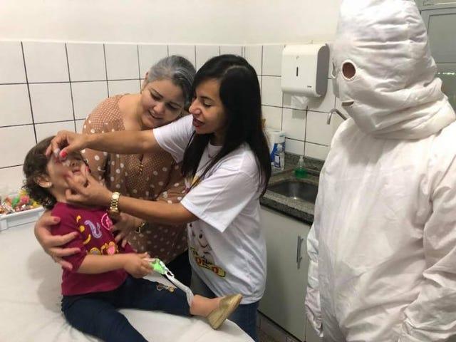 Zé Gotinha: la mascota creada por el gobierno de Brasil para que los niños no teman a las vacunas