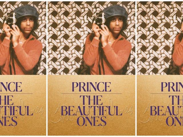 Prince's Posthumous Memoir The Beautiful Ones firar hans mänsklighet. En musikalisk händelse i New York kommer att fira utgivningen