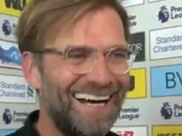 Jürgen Klopp lança prolongada birra de temperamento ao longo da penalidade de Everton