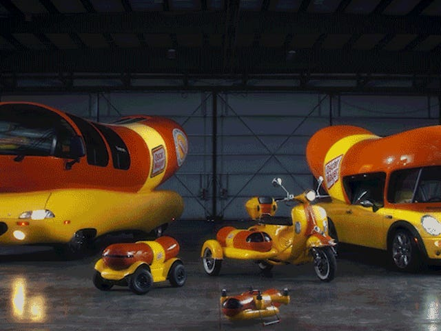 Oscar Mayer Made a Drone to Rain Hot Dogs Down on Humanity