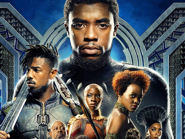 Black Panther Is Coming Home in May, Complete With Deleted Scenes and More