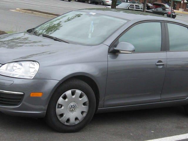 First Gear- 07 VW Jetta