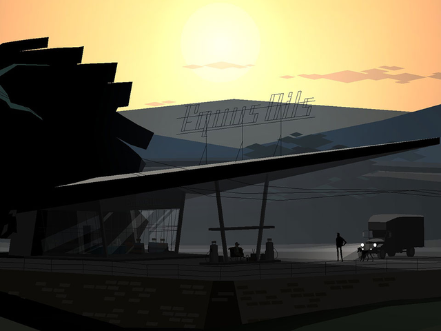 Kentucky Route Zero on the Switch is a beautiful, sometimes infuriating dream