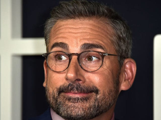 """Steve Carell doesn't think The Office would work in today's """"climate"""""""