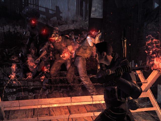 Konami er alternativ realitet Metal Gear Solid V spin-off Metal Gear Survive kommer på Xbox One, PS4 a