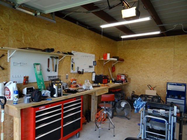Garage Progress Two