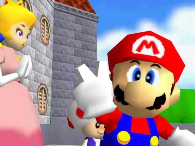 Sudah Beberapa Hari Yang Spektakuler Untuk Mario Speedrunning