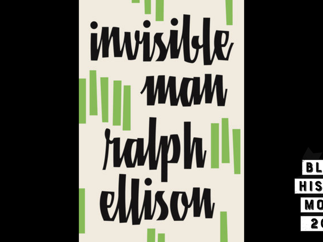 28 Days of Literary Blackness With VSB | Day 22: Invisible Man by Ralph Ellison