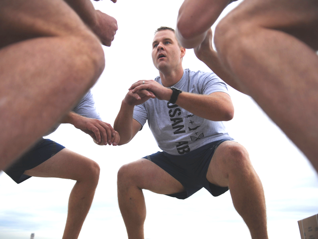 What to Focus on as You Learn to Squat
