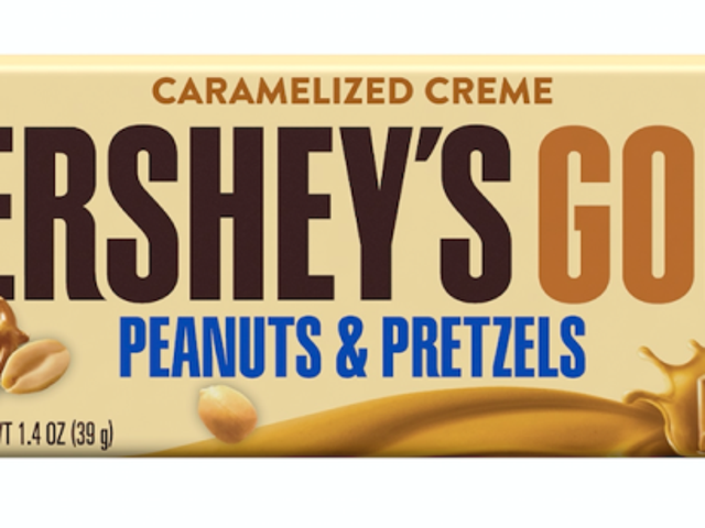Hershey's Newest Candy Bar