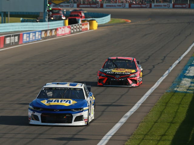 NASCAR Changes Aerodynamics Package To Make Short Tracks And Road Courses More Watchable