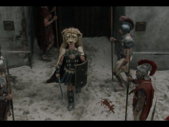 Upadek Rzymu zamienił Drobnych Królów, Siłaczy i Władców W Języku Francuskim
