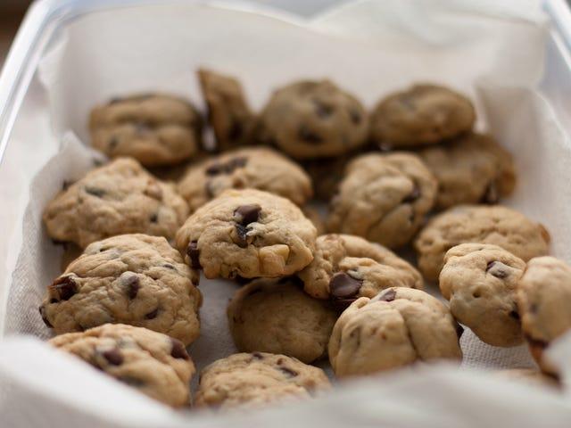 ¿Es un delito ofrecer galletas horneadas con las cenizas de tu abuelo? Al parecer, en Estados Unidos no