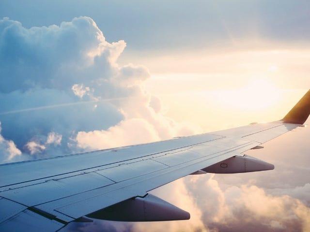 Varför tidiga morgonflyg är de bästa flygningarna