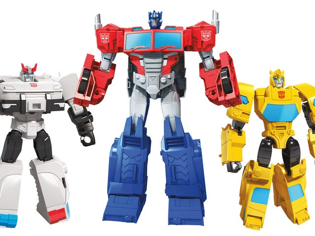 Transformers Cyberverse Toys Get Armored Up In 2019