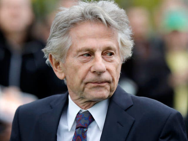 Roman Polanski, Convicted Child Rapist, Has Been Given Yet Another Award