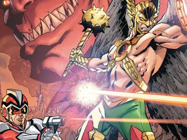 Will Anybody Care If DC Comics Kills Hawkman Again?