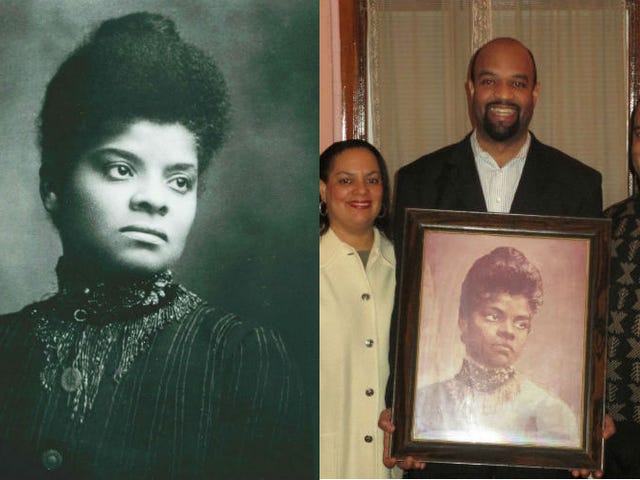 Living With History: The Descendants of Ida B. Wells Believe Everyone Has the Potential for Greatness