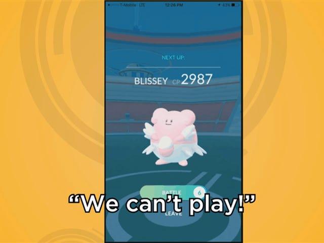 A Brutal Recap Of The Very Bad Pokémon Go Fest