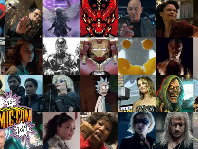 Her er alt vores San Diego Comic-Con 2019-dækning på en praktisk placering
