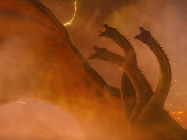 <i>Godzilla: King of the Monsters</i> : <i>Kotaku</i>评论