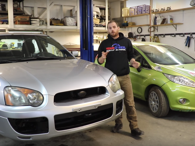 These Are The Best Entry Level Rally Cars