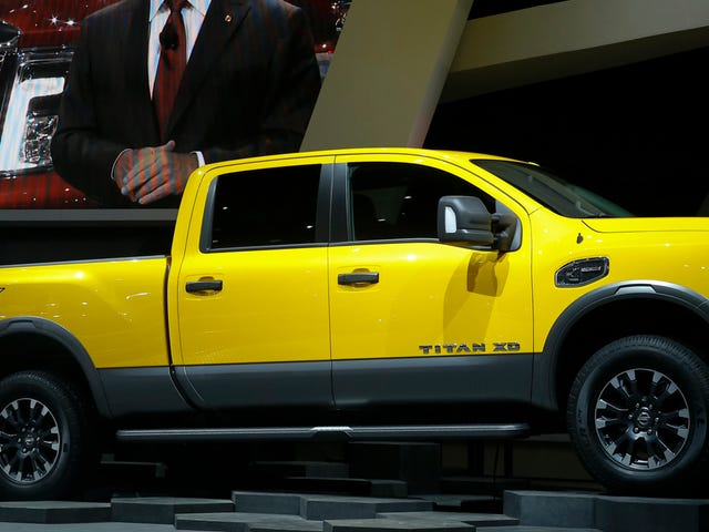 2016 Nissan Titan: It Is It