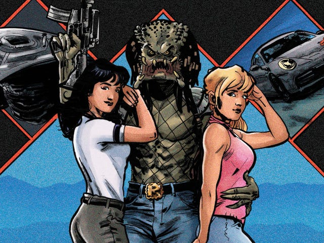 Archie Vs. Predator II drops a Betty and Veronica bombshell