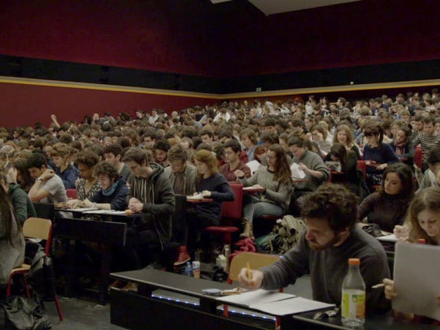 The Competition looksinside one of the world's most elite film schools