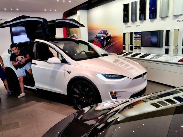 Report: Saudi Arabia May Be Planning a Major Bid for Tesla's Leveraged Buyout