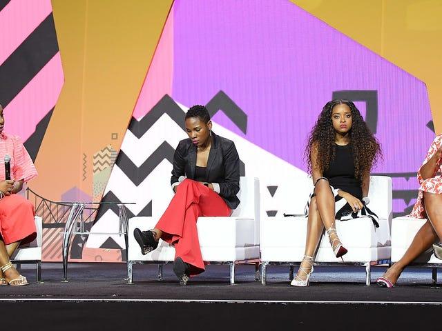 You Woke? Do the Work: Tarana Burke, Tamika Mallory and Symone Sanders Talk Accountability