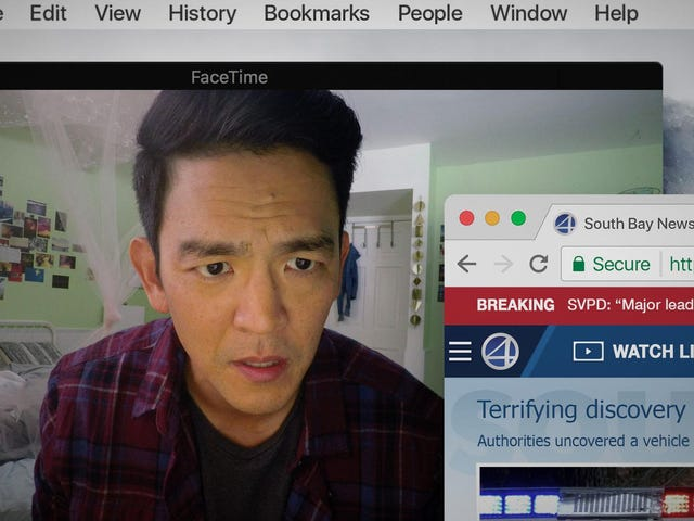 <i>Searching</i> Is a Thriller Told Completely From the Computer's Point of View