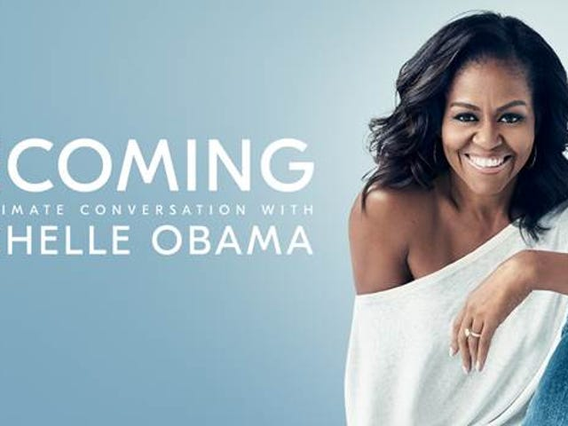 #ForeverFirstLady Michelle Obama Announces New Memoir and Book Tour